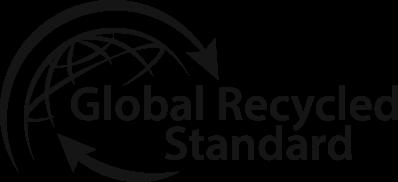Global recycled standard logo Lamintess produzione di tessuti tecnici